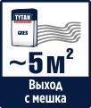 Tytan Professional Клей Для Керамогранита GRES piktogram 03